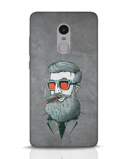 Shop Mafia Xiaomi Redmi Note 4 Mobile Cover-Front