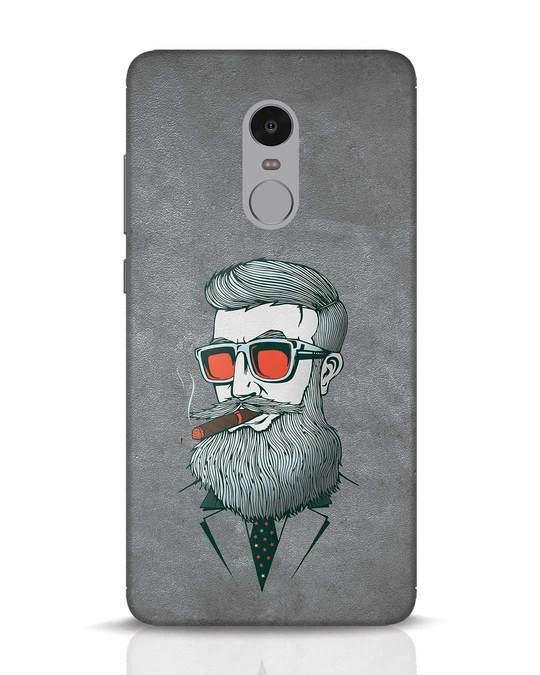 Shop Mafia Xiaomi Redmi Note 4 Mobile Cover-Front