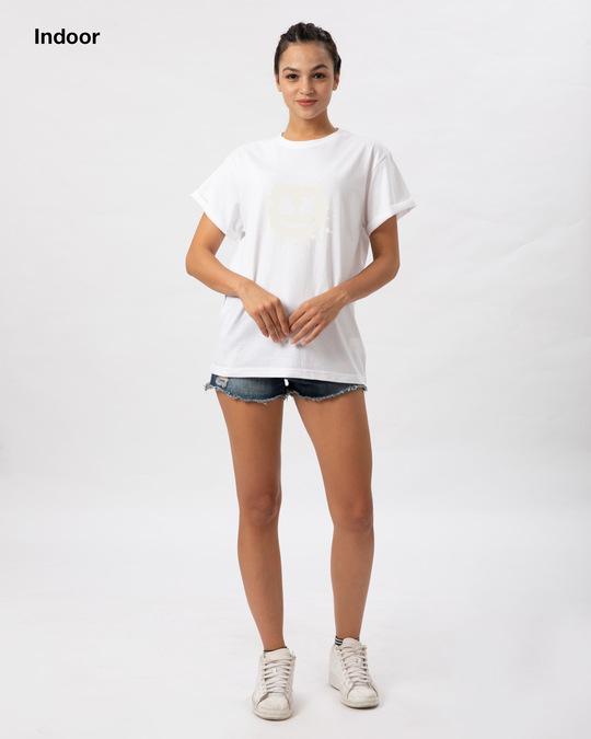 Shop Magic Marshmello Boyfriend T-Shirt