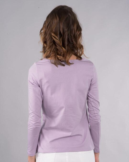 Shop Magical Elsa Scoop Neck Full Sleeve T-Shirt (FROZEN)-Back