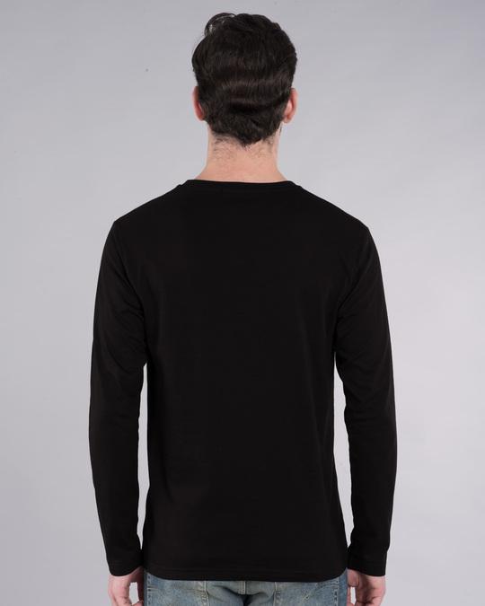 Shop Magneto Full Sleeve T-Shirt (XML)-Back