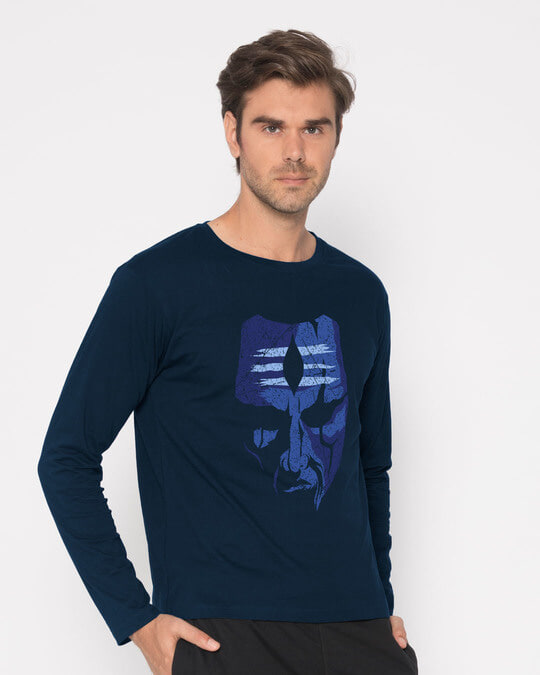 Shop Mahakal Full Sleeve T-Shirt-Back
