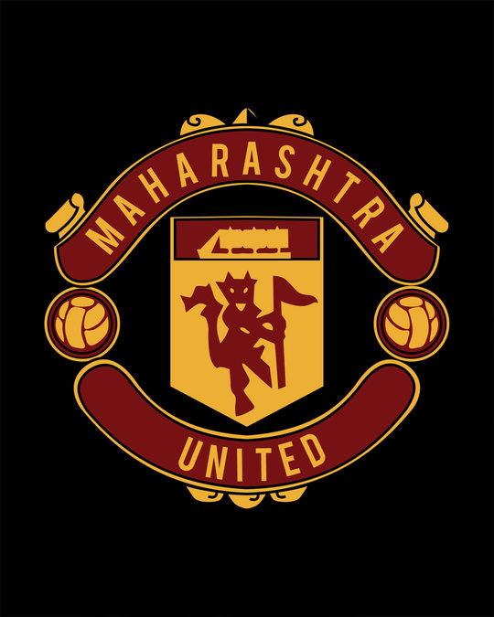 Shop Maharashtra United Boyfriend T-Shirt