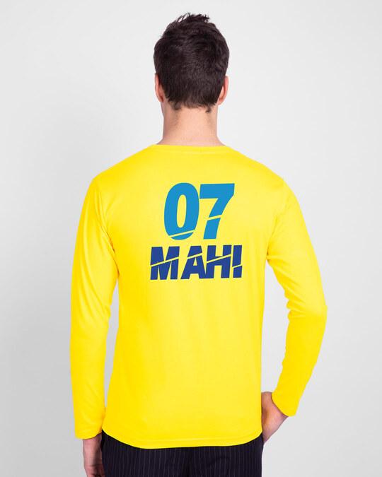 Shop Mahi Aane Wala Hai Full Sleeve T-Shirt-Full