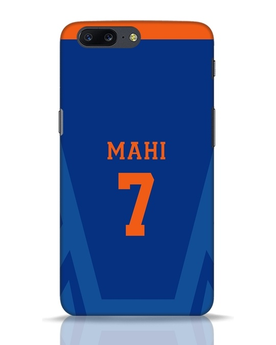 Shop Mahi Cricket OnePlus 5 Mobile Cover-Front