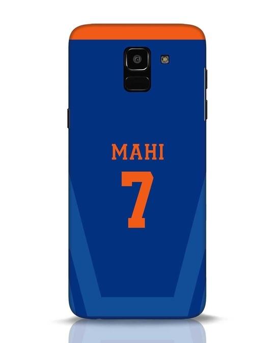 Shop Mahi Cricket Samsung Galaxy J6 Mobile Cover-Front