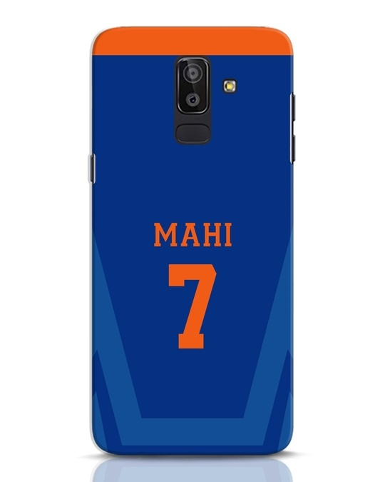 Shop Mahi Cricket Samsung Galaxy J8 Mobile Cover-Front