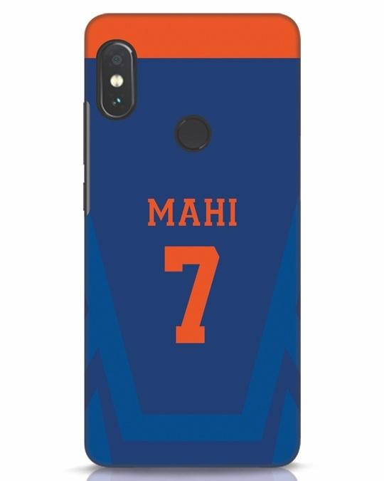 Shop Mahi Cricket Xiaomi Redmi Note 5 Pro Mobile Cover-Front