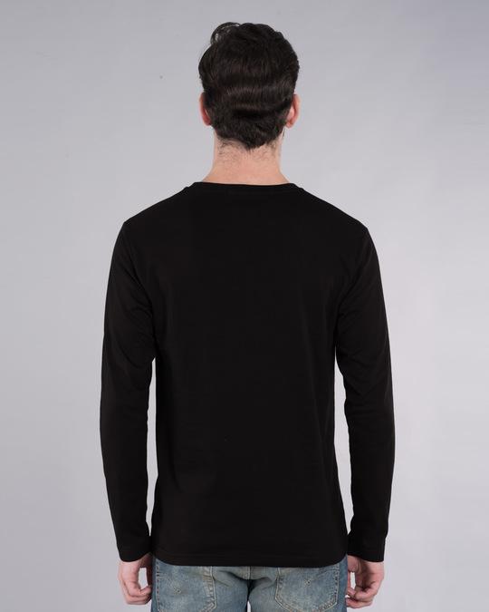 Shop Main Udna Chahta Hoon Full Sleeve T-Shirt-Back