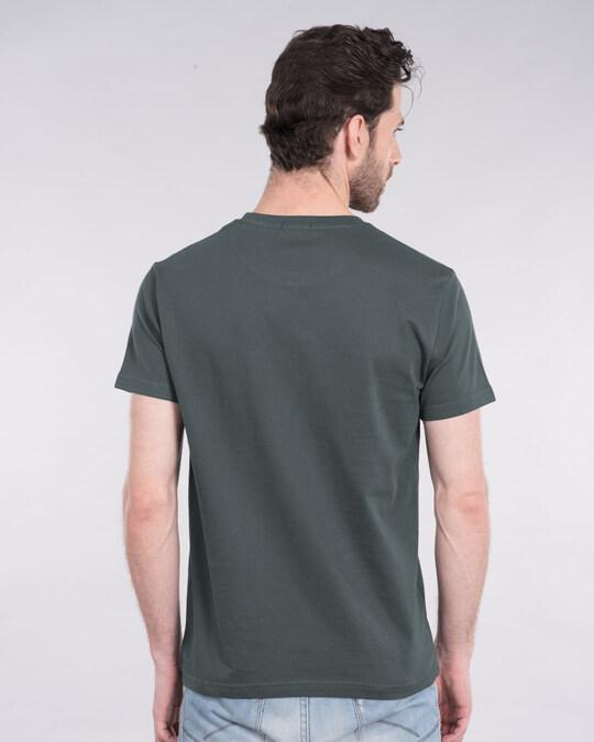 Shop Main Udna Chahta Hoon Half Sleeve T-Shirt-Back