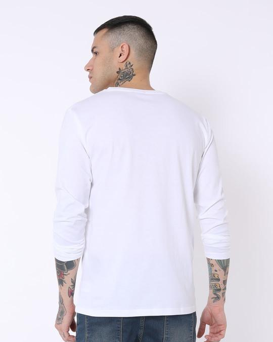 Shop Major Dead Eyes Full Sleeve T-Shirt-Design