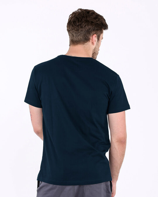 Shop Major Dead Eyes Half Sleeve T-Shirt