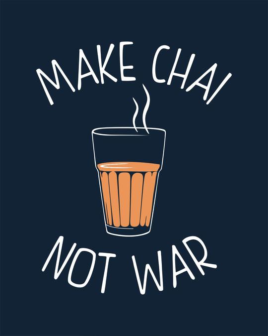 Shop Make Chai Full Sleeve T-Shirt