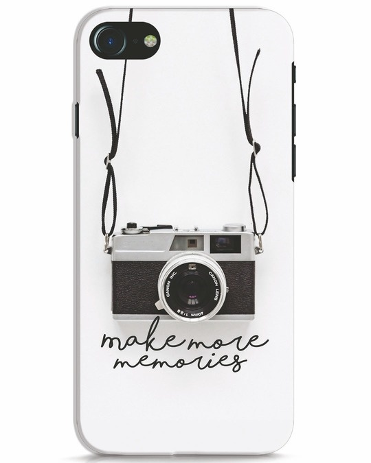 Shop Make More Memories iPhone 8 Mobile Cover-Front
