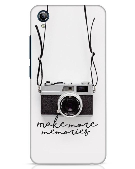Shop Make More Memories Vivo Y91i Mobile Cover-Front