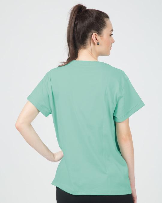 Shop Make Up Your Mind Boyfriend T-Shirt-Design
