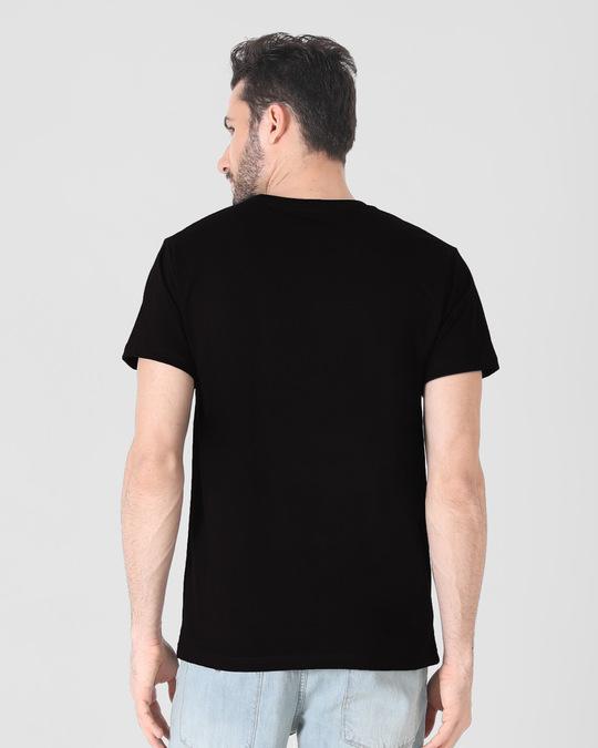 Shop Mane Nai Sikhvaad Half Sleeve T-Shirt-Design