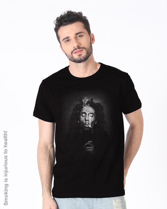 Shop Mar Ley Half Sleeve T-Shirt-Back