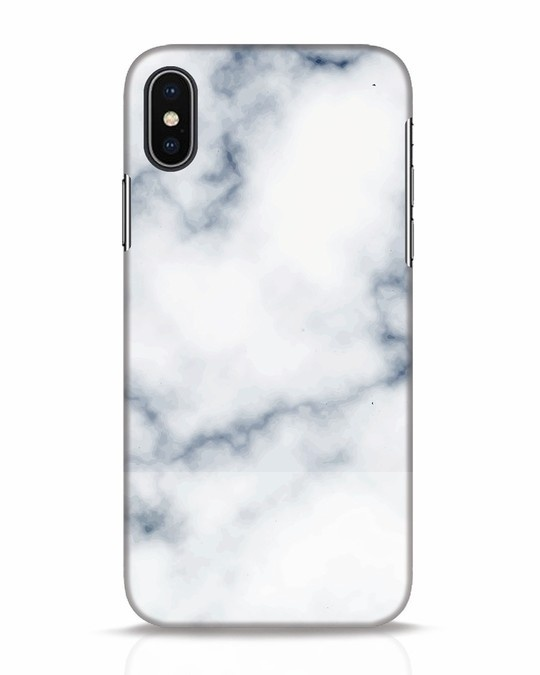 Shop Marble 2 iPhone X Mobile Cover-Front