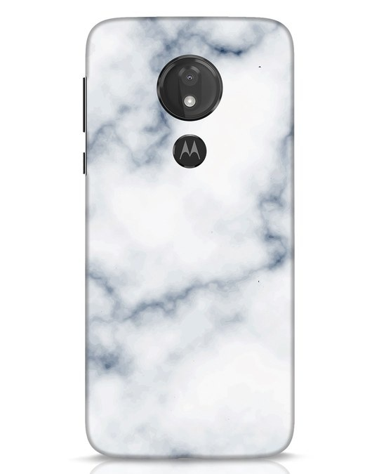 Shop Marble 2 Moto G7 Power Mobile Cover-Front