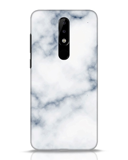 Shop Marble 2 Nokia 5.1 Plus Mobile Cover-Front