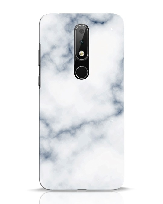 Shop Marble 2 Nokia 6.1 Plus Mobile Cover-Front