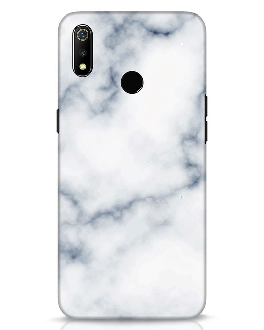 Shop Marble 2 Realme 3 Mobile Cover-Front