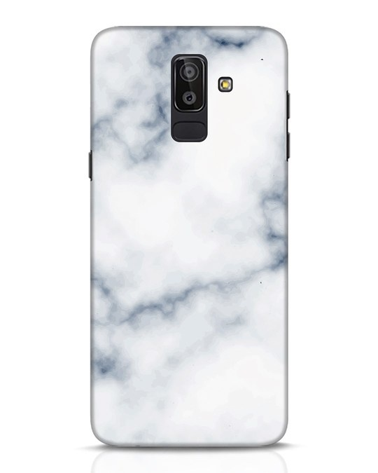 Shop Marble 2 Samsung Galaxy J8 Mobile Cover-Front