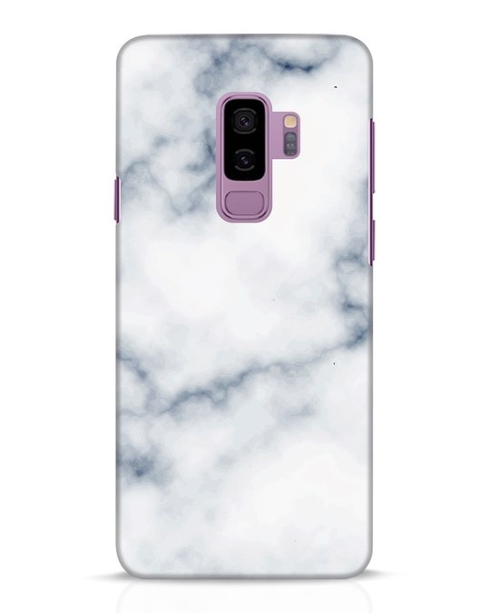 Shop Marble 2 Samsung Galaxy S9 Plus Mobile Cover-Front