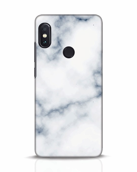 Shop Marble 2 Xiaomi Redmi Note 5 Pro Mobile Cover-Front