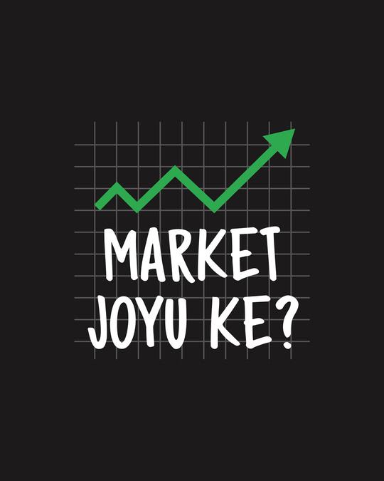 Shop Market Joyu Ke Half Sleeve T-Shirt