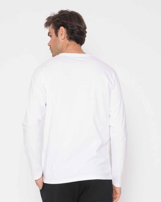 Shop Marshmello Mask Full Sleeve T-Shirt-Design