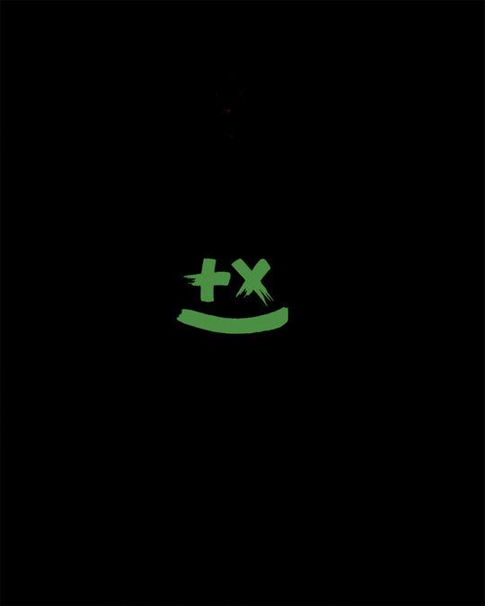 Shop Martin Garrix Boyfriend T-Shirt (GID)