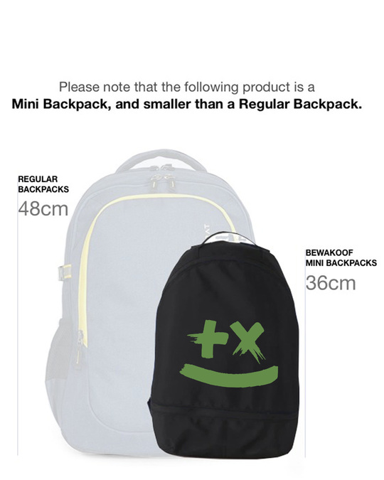 Shop Martin Garrix Small Backpack-Back