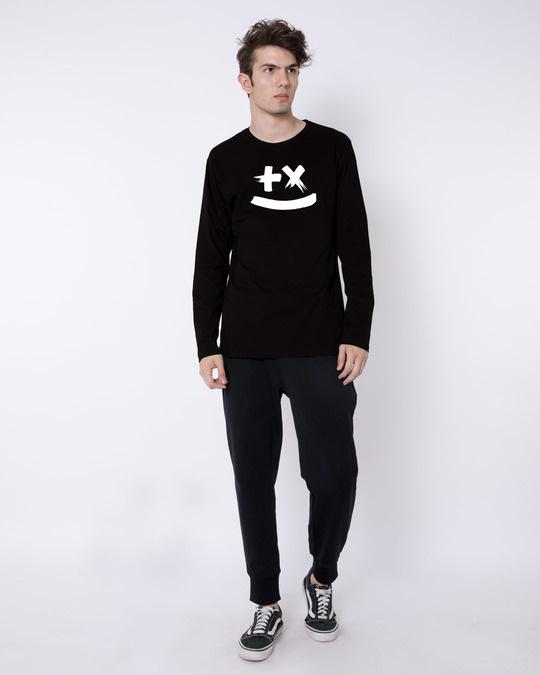 Shop Martin Garrix Full Sleeve T-Shirt (GID)-Full