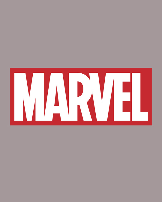 Shop Marvel Logo Ver 2 Fleece Hoodie (AVL)