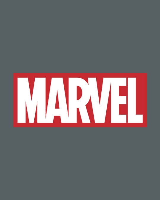 Shop Marvel Logo Ver 2 Full Sleeve T-Shirt (AVL)