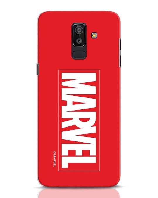 Shop Marvel Samsung Galaxy J8 Mobile Cover (AVL)-Front