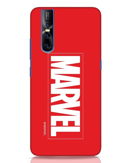 Shop Marvel Vivo V15 Pro Mobile Cover (AVL)-Front