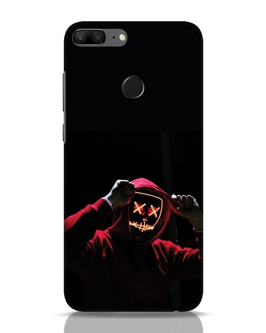 Shop Mask Man Huawei Honor 9 Lite Mobile Cover-Front
