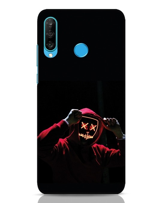 Shop Mask Man Huawei P30 Lite Mobile Cover-Front