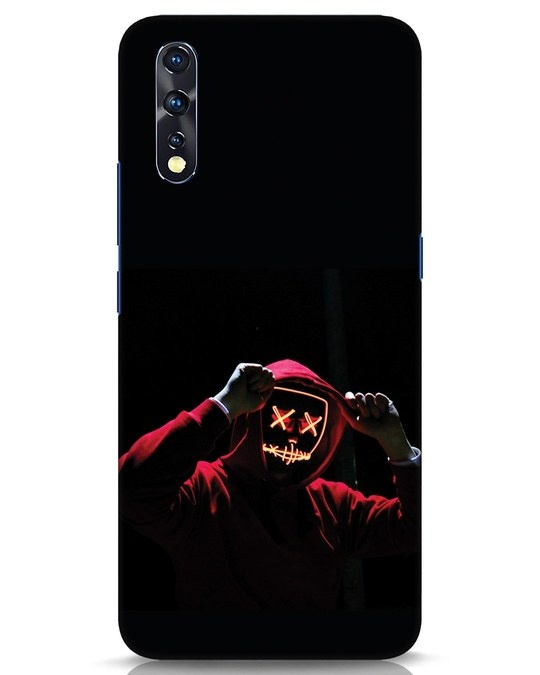 Shop Mask Man Vivo Z1x Mobile Cover-Front