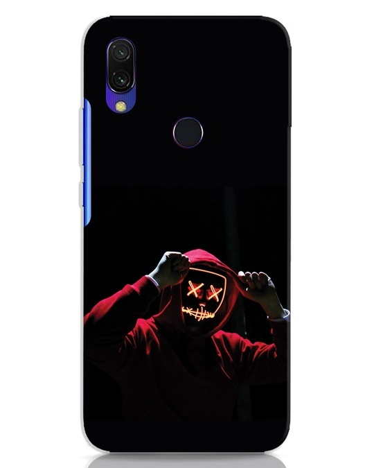 Shop Mask Man Xiaomi Redmi Y3 Mobile Cover-Front