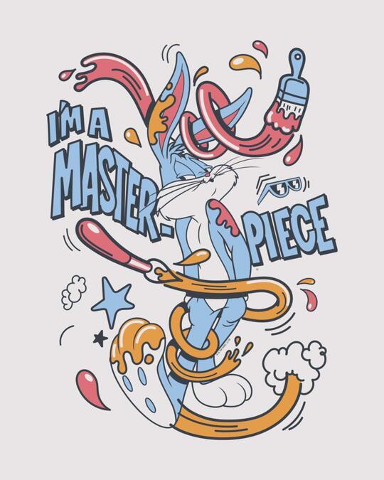 Shop Master Piece Bunny Boyfriend T-Shirt ( LTL )