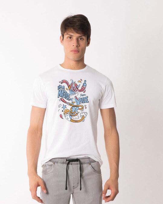 Shop Master Piece Bunny Half Sleeve T-Shirt ( LTL )-Front