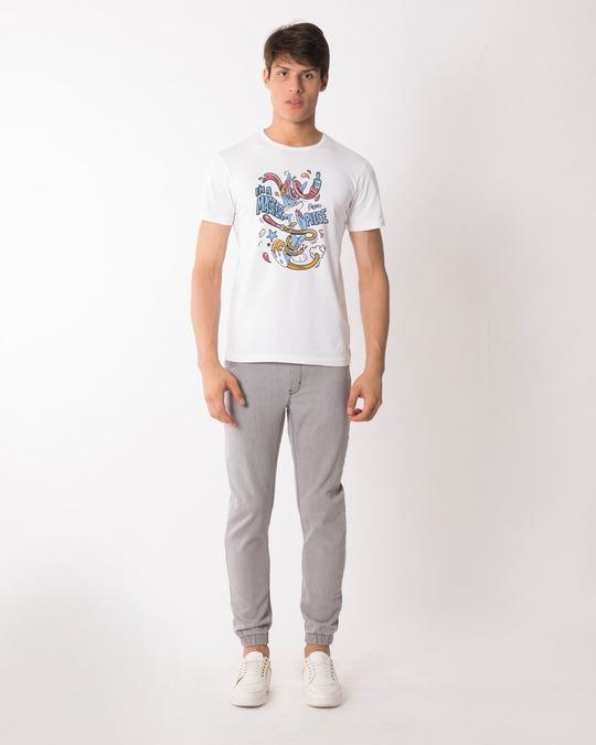 Shop Master Piece Bunny Half Sleeve T-Shirt ( LTL )-Design