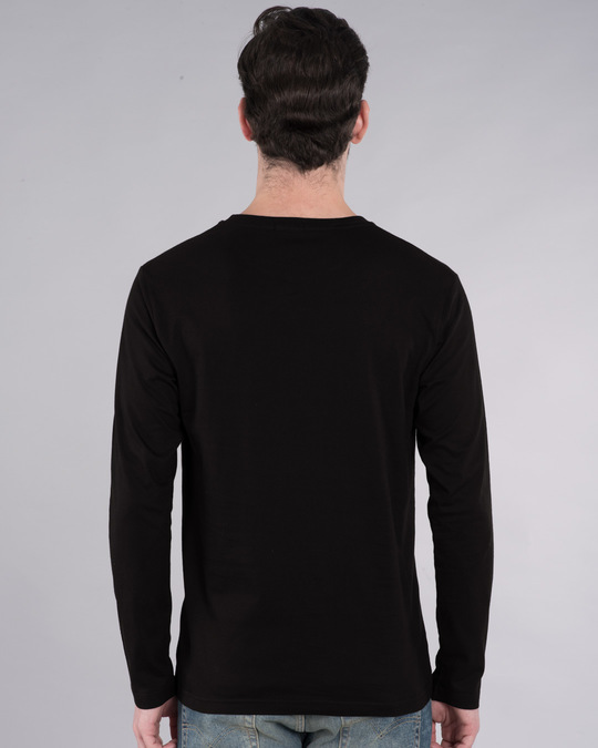 Shop Mat Sikha Full Sleeve T-Shirt-Back