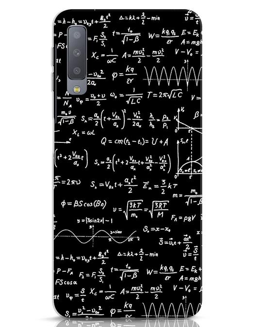 Shop Maths Samsung Galaxy A7 Mobile Cover-Front