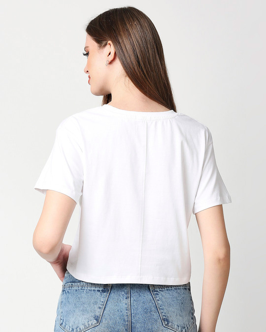 Shop May The Force Top (SWL)-Back