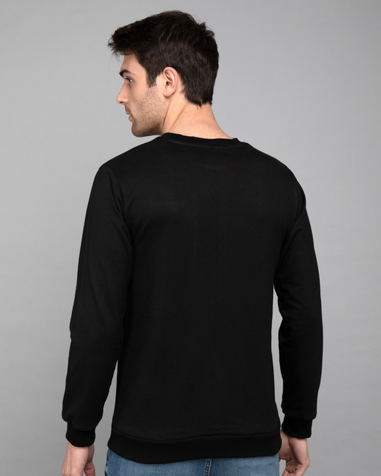 Shop Mello New Fleece Light Sweatshirt-Back